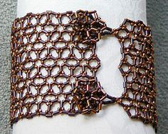 Star Weave with Treasures & Bugles | Flickr - Photo Sharing!