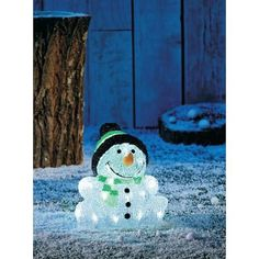MagicHome Dekorácia X6200, Snehuliak, LED, 3xAA Snowman, Snoopy, Led, Outdoor Decor, Fictional Characters, Home Decor, Decoration Home, Room Decor, Snowmen