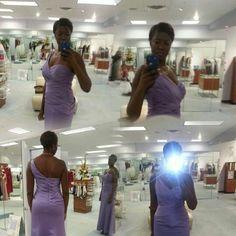 Mag's dress