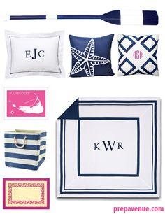 Preppy Dorm Room Ideas   www.prepavenue.com