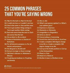 grammar meme - common phrases