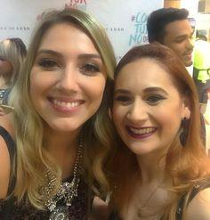 """18 curtidas, 2 comentários - Marilice Gadelha🌹 (@marilicegadelha) no Instagram: """"Encontrinho com a @carolheinrichs na @euamosapatinhodeluxo Gente ela é Muito linda e simpática,…"""""""