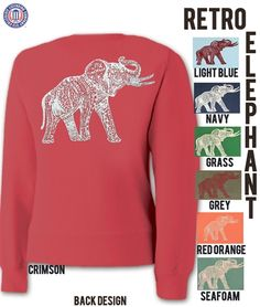 d51f344d2a111d Comfort Colors Alabama Sweatshirt - nothing better to wear on a cold  football weekend! -