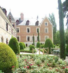 Clos Lucé - Mansão de Leonardo da Vinci - Amboise - Vale do Loire - França