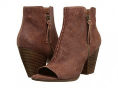 No results for Frye ilana whipstitch cognac buffalo nubuck Brown Booties, Leather Booties, Open Toe Boots, Pull On Boots, Nine West, Peep Toe, Fashion Accessories, Booty, My Style