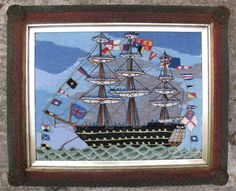 41 Best Wooly Images In 2018 Folk Art Embroidery Sailors