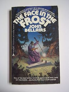 nice The Face In the Frost by John Bellairs ACE Books 1984 Vintage Fantasy Paperback - For Sale View more at http://shipperscentral.com/wp/product/the-face-in-the-frost-by-john-bellairs-ace-books-1984-vintage-fantasy-paperback-for-sale-2/