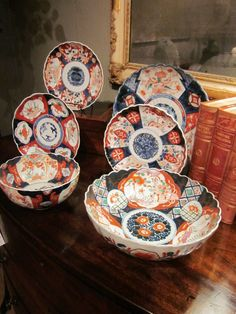Lovely collection of Imari