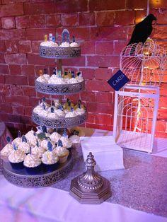Game of Thrones Wedding - GOT theme - GOT cupcakes  Thoresby Riding Hall - Thoresby Weddings