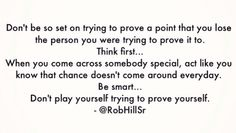 @RobHillSr - Trying to prove a point...