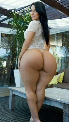 Sexy Big butt women naked