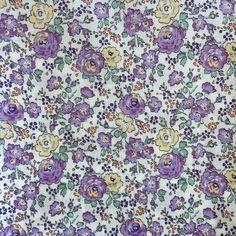 Liberty Of London Fabric, Liberty Print, Liberty Fabric, Backrounds, Yellow Print, Pretty Patterns, Paper Background, Flower Wall, Junk Journal
