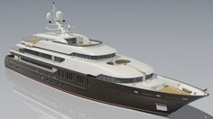 The 62m motor yacht Duchess of Tuscany II is currently under construction at Viareggio SuperYachts. She is already well advanced with hull and superstructure practically complete. It's not too late, however, for a buyer to stipulate his own requirements as far as accommodation is concerned as this design can incorporate an owner's suite plus up to seven guest staterooms if required. Duchess of Tuscany II is listed for sale on boatinternational by Peter Insull's Yacht Marketing asking €55…