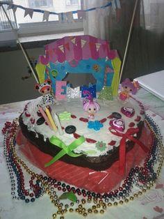 Lalaloopsy cake¡¡¡ cumple de 3 de Emma