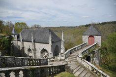 Chapelle sainte barbe du Faouet