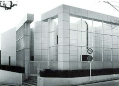 1980 Casa Ando [Kisho Kurokawa] BIZARRE COLUMNS 62