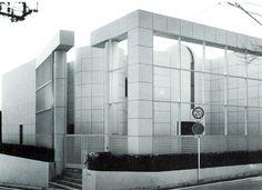Arqueología del Futuro: 1980 Casa Ando [Kisho Kurokawa] BIZARRE COLUMNS 62
