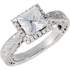 Whether you're in a serious relationship with your perfect cowboy or feel like that's where you're headed, these engagement rings are enough to soften even the toughest cowgirl's heart. Check out these western engagement rings below that have a western touch with a traditional take. If you don't know what type of engagement ring you … Western Engagement Rings, Western Wedding Rings, Western Rings, White Gold Wedding Rings, Diamond Wedding Rings, Halo Diamond, White Gold Rings, Diamond Stone, White Bridal