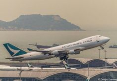 By hkia_spotting on Instagram: Cathay Pacific Cargo B747 freighter
