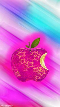 Starry Pink Apple