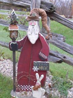 My old time santa