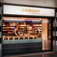 Zürich Hauptbahnhof Shopville | Läderach – chocolatier suisse