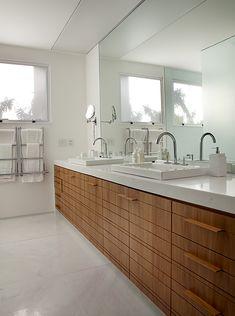 Banheiro - MPG Arquitetura - Apartamento AC