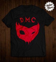 "Anime ""Detroit Metal City"" t-shirt. Anime DTG print."