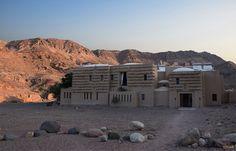 Feynan Ecolodge. Reserva de la Biosfera de Dana en Jordania