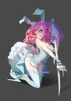 Anime Art / Girl