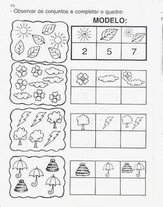 Matematika 1. osztály - Ibolya Molnárné Tóth - Picasa Web Albums Montessori Math, Math Literacy, Preschool Worksheets, Kindergarten Math, Teaching Math, Math Activities, Preschool Activities, Teaching Numbers, Simple Math