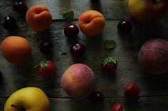 Vanilla&Staubzucker: Puff pastry pies with summer fruits - Sfogliatine ai frutti estivi – Pite od lisnatog tijesta s ljetnim voćem