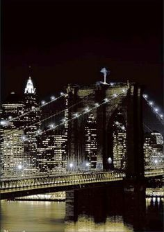 Fototapete New York Night , 183x254cm