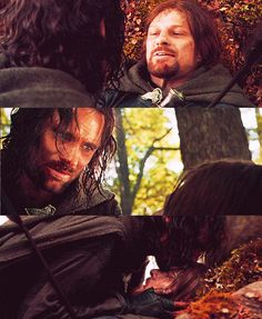 I would have followed you to the end my brother. My captain, my king.