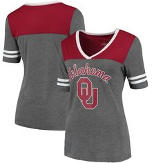 Modest Colosseum Oklahoma Sooners Full Zip Athletic Jacket Womens Small Excellent Activewear Tops Clothing, Shoes & Accessories