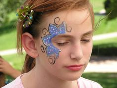 quick and easy face painting ideas for kids - Google Search