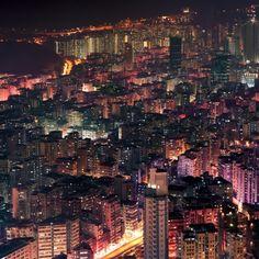 cityscape of Hong Kong