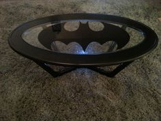My D.I.Y. Batman Coffee Table :)