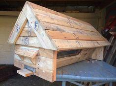 HOME & GARDEN: DIY : Fabriquer une ruche en palettes recyclées