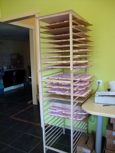 IKEA Hackers: Making a drying rack from Ikea Crib (no need for this but I just think its so genius I had to pin it :) )