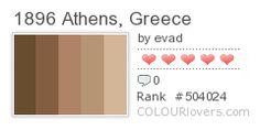 1896 Athens, Greece