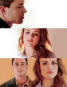 The Beginning of Lydia & Parrish<3