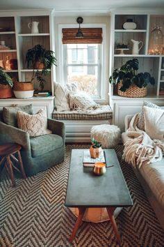 Home Decor Inspiration .Home Decor Inspiration Home Living Room, Apartment Living, Interior Design Living Room, Living Room Furniture, Living Room Decor, Living Spaces, Bedroom Decor, Rustic Furniture, Living Room Theaters