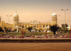 Sikh Temple, Nankana Sahib, Pakistan #plans for the summer !