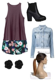 """""""Untitled #257"""" by rikey-byrnes on Polyvore featuring New Look, RVCA and 3x1"""