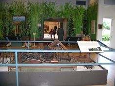 Visit the Sugar Gallery to learn about the making of sugar from sugar cane.