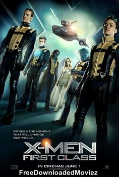 X-Men First Class. I enjoyed the previous X-Men movies, but this film was the one that actually made me an X-Men fan. And it's the one that is responsible for beginning my crushes on Michael Fassbender and James McAvoy. Charles Xavier, James Mcavoy, Michael Fassbender, X Men Hq, Love Movie, Movie Tv, Movie Plot, Movies Showing, Movies And Tv Shows