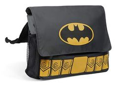 Batman diaper bag - $35