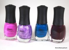 Giveaway: Enter to WIN this Set of Mini Polishes