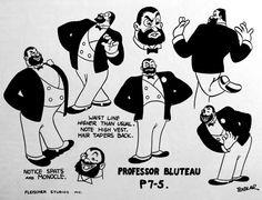 Vintage Comic Books, Vintage Cartoon, Vintage Comics, Cartoon Sketches, Cartoon Styles, Cartoon Art, 1930s Cartoons, Classic Cartoons, Bruce Timm